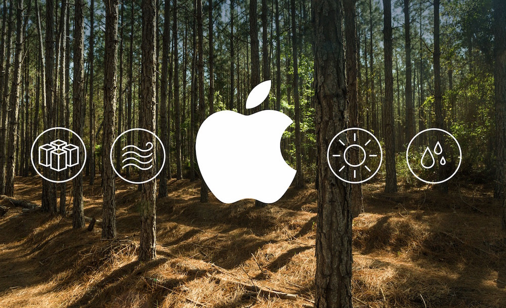 Apple y el medio ambiente