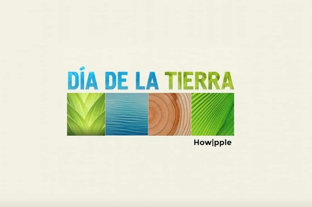 Día de la Tierra Apple Music Logo