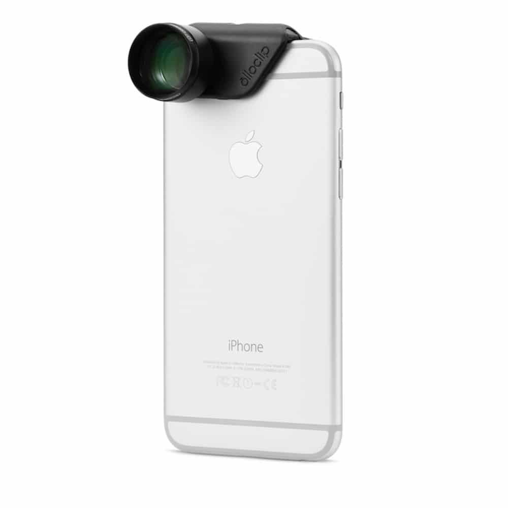OlloClip iPhone