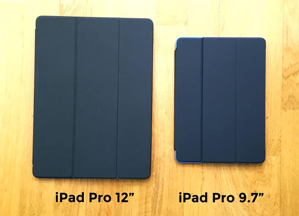 iPad Pro de 9´7 Vs 12