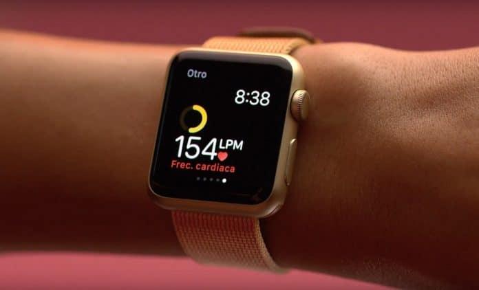 Apple Watch Anuncios