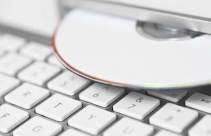 compartir la unidad CD en Mac