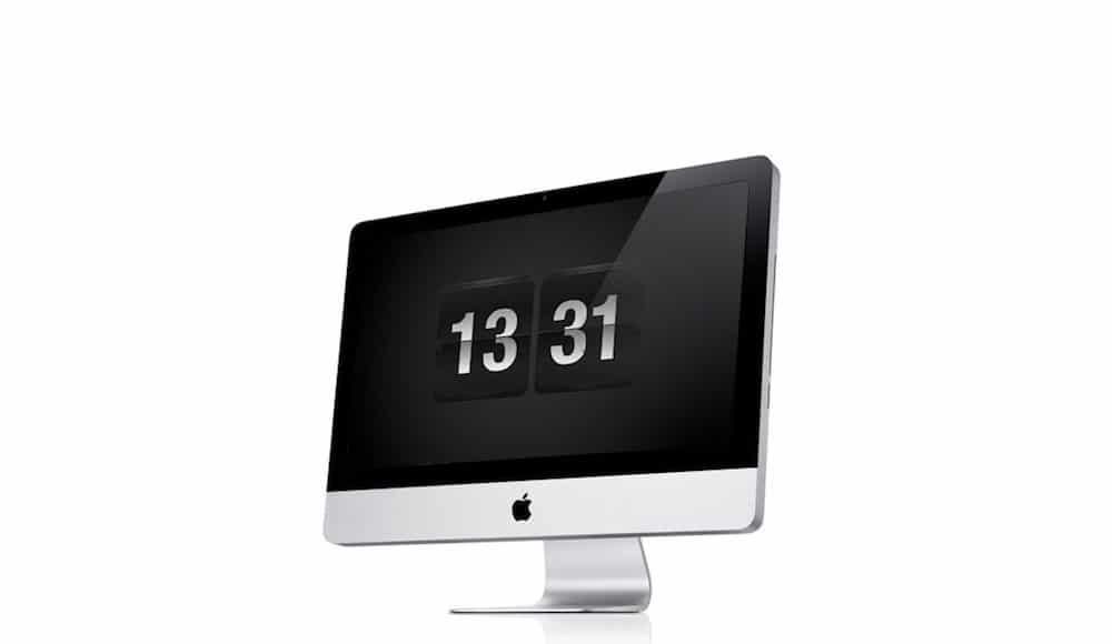 Mac despertador con Automator