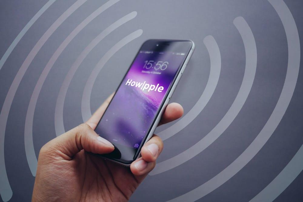 Patrón Vibración iPhone