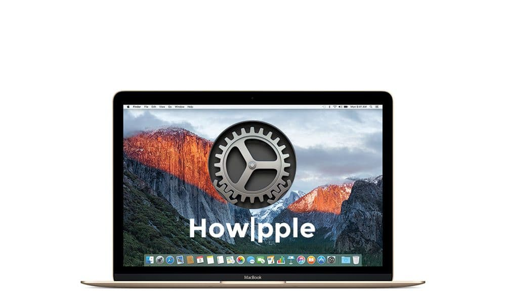 Personalizar Preferencias del Sistema Mac OS X