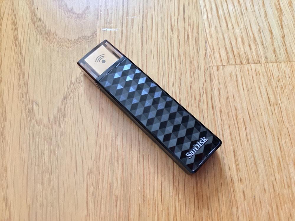 SanDisk Connect USB