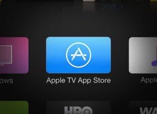 App Store icono Apple TV
