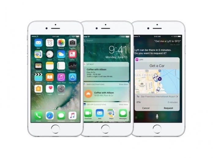 Destalles iOS 10