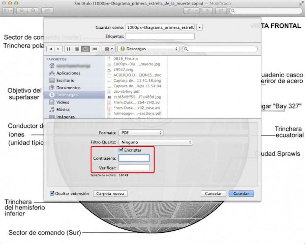 Vista Previa PDF Encriptar