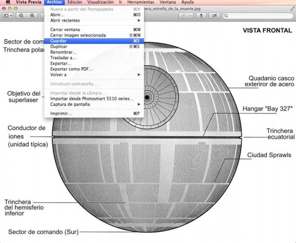 Vista Previa PDF Planos Guardar
