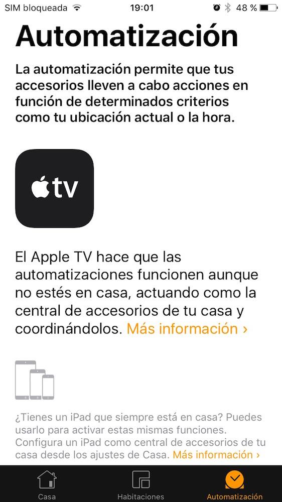 iOS 10 Home Automatizacion