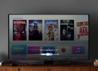tvOS Apple TV