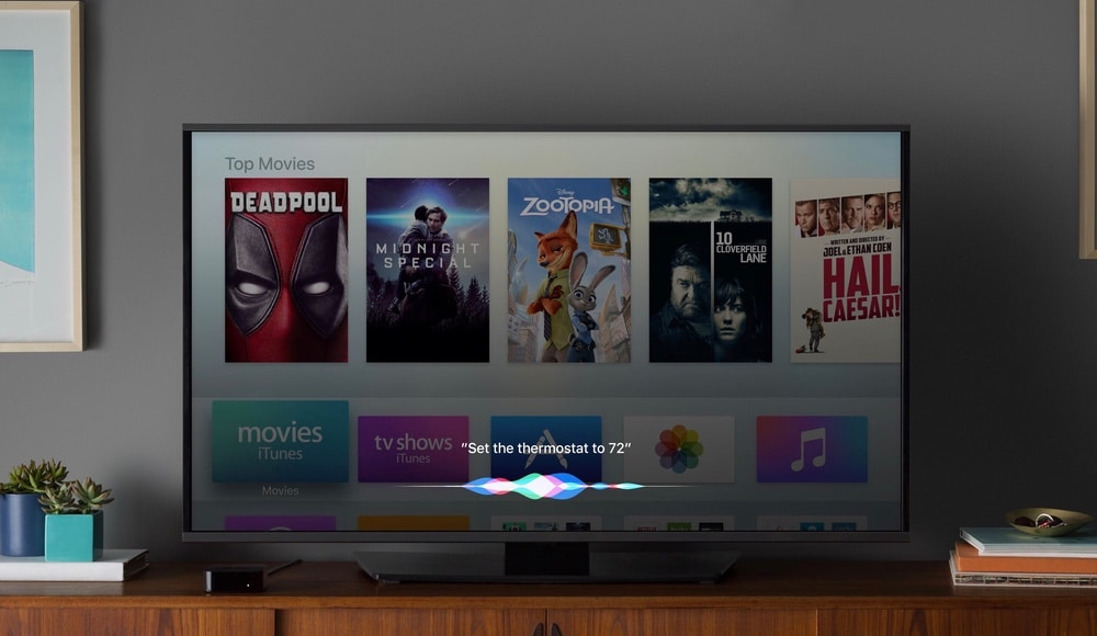 tvOS Apple TV
