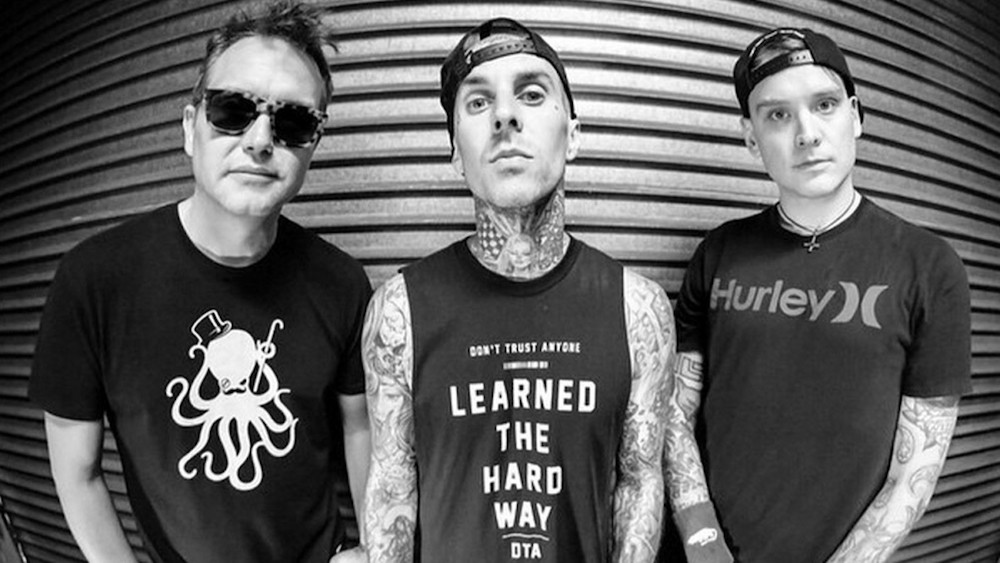 iTunes Julio Blink 182