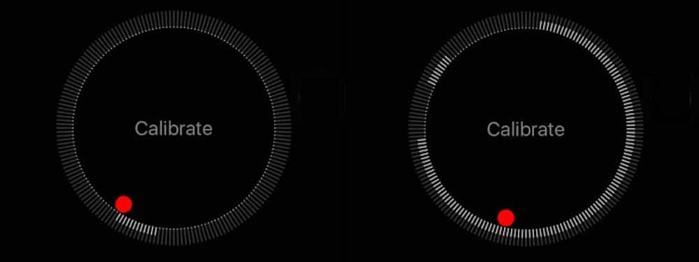 Como calibrar sensores iPhone-Howpple