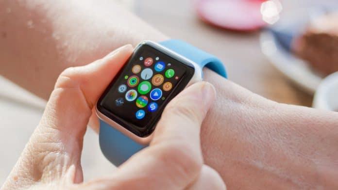 Reiniciar Apple Watch Hard Reset
