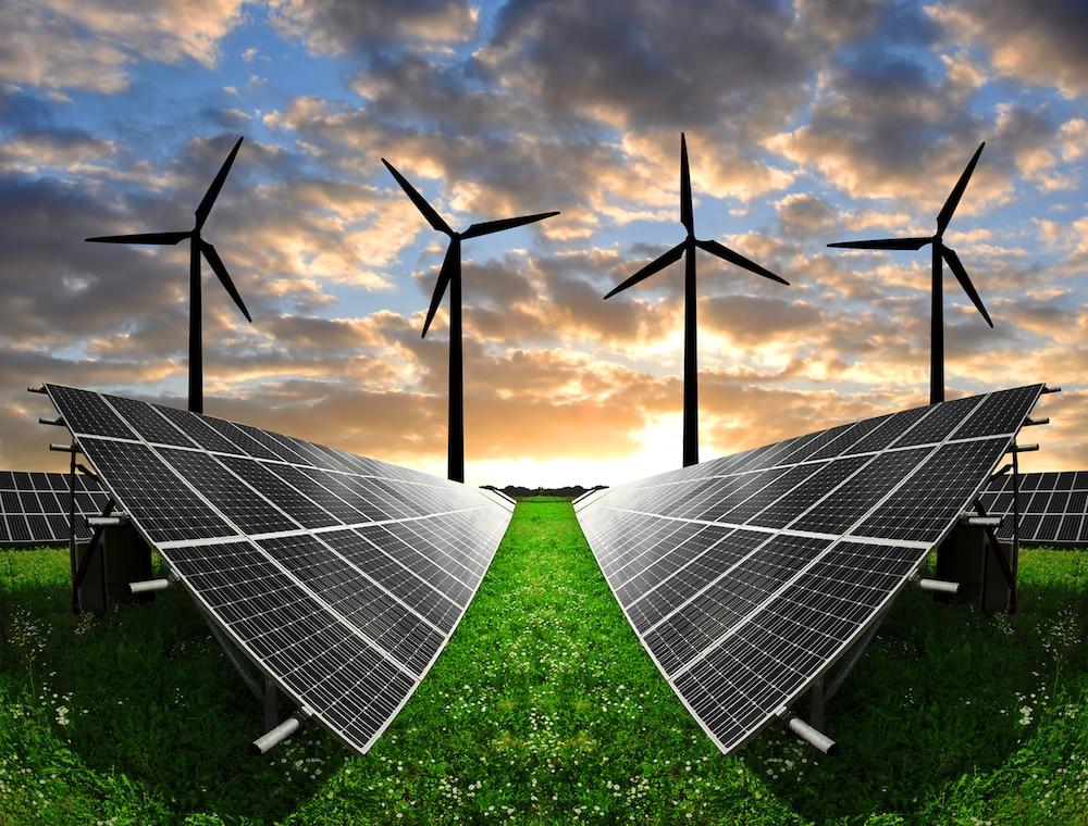 Energía renovable Apple-Howpple