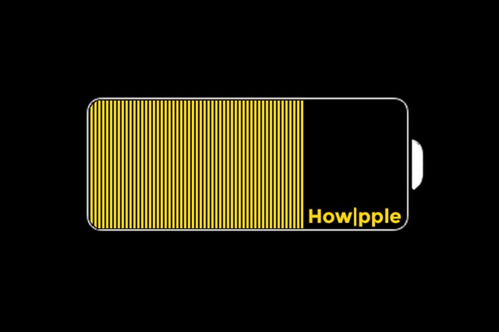 Ahorrar Batería iPhone Batería Modo Bajo Consumo iOS-Howpple