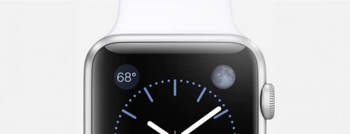Cambiar esferas Apple watch