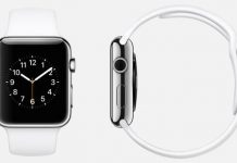 Capturas de pantalla en Apple Watch