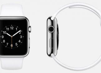 Capturas de pantalla en Apple Watch
