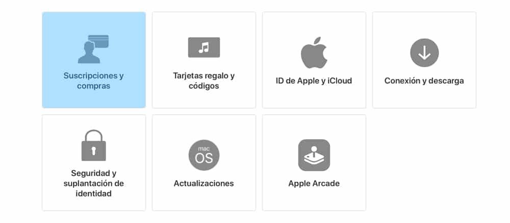 Compras y suscripciones para devolver una app al App Store