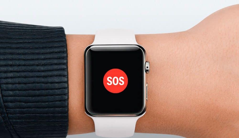 Llamada de emergencia Apple Watch-Howpple