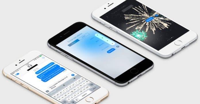 Mensajes en iOS 10 nuevas funciones-howpple