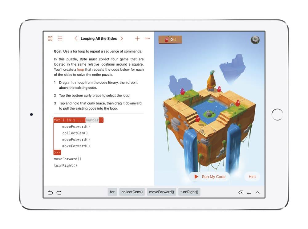 swift playgrounds iPad 2-howpple