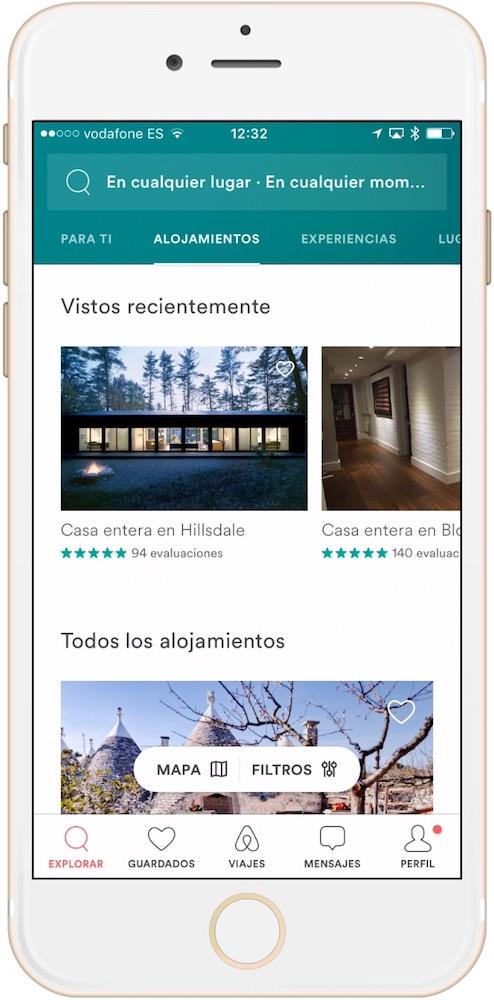 Reserva tu alojamiento con Airbnb y estas CUATRO aplicaciones imprescindibles para viajar