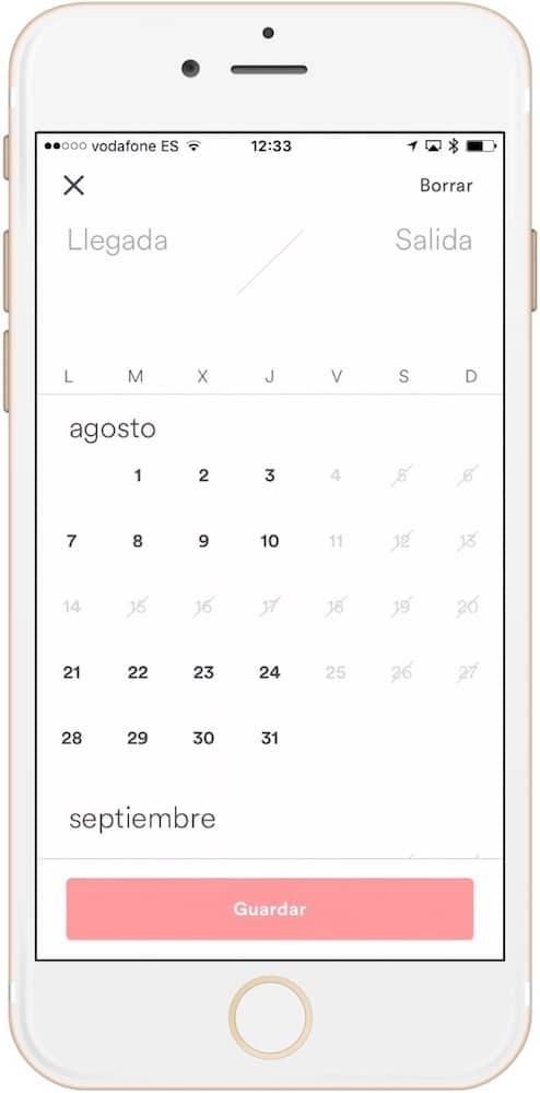 Calendario de fechas de Airbnb y estas CUATRO aplicaciones imprescindibles para viajar