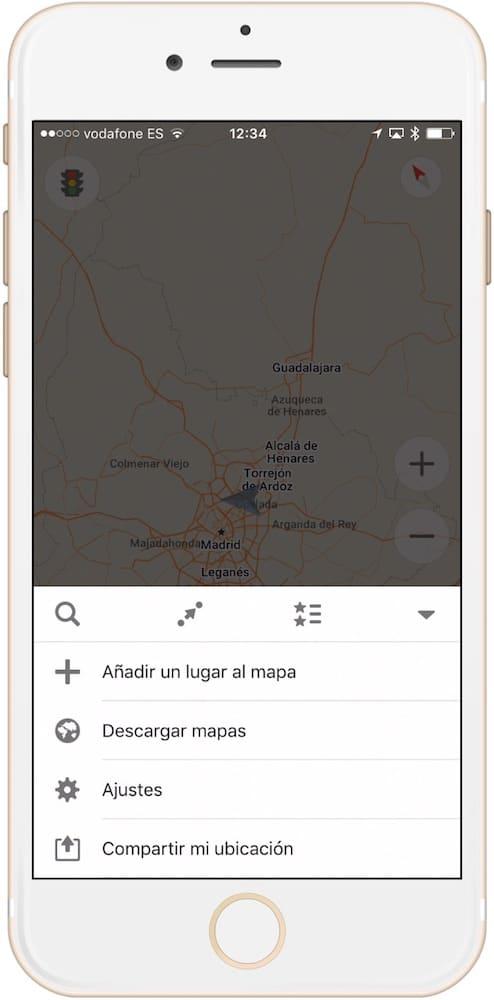 Detalle de Mapas offline maps.me y estas cuatro aplicaciones imprescindibles para viajar