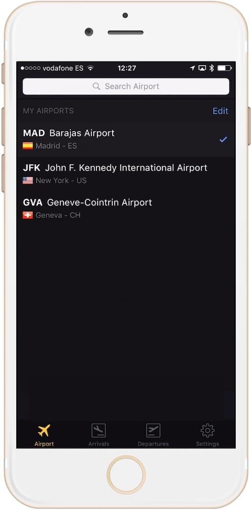 Aeropuertos con Flight Board y estas CUATRO aplicaciones imprescindibles para viajar