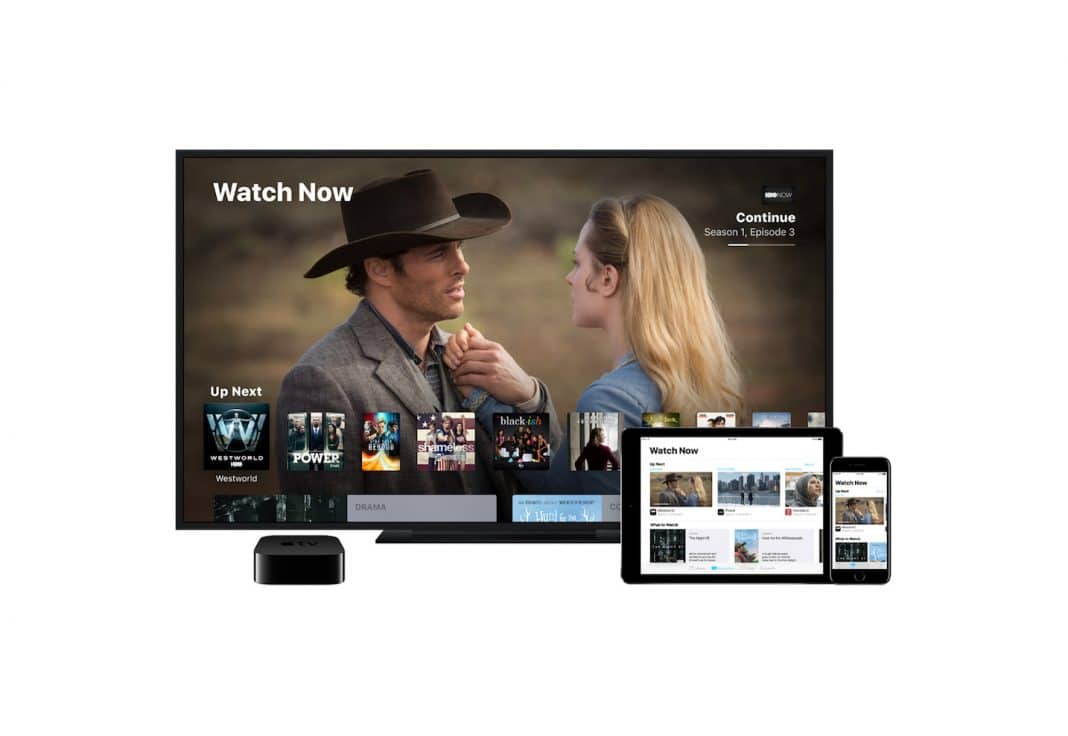 App TV del Apple TV-Howpple