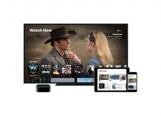 App TV del Apple TV-Howpple