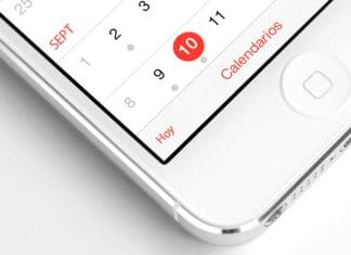 Compartir Calendario iOS-howpple