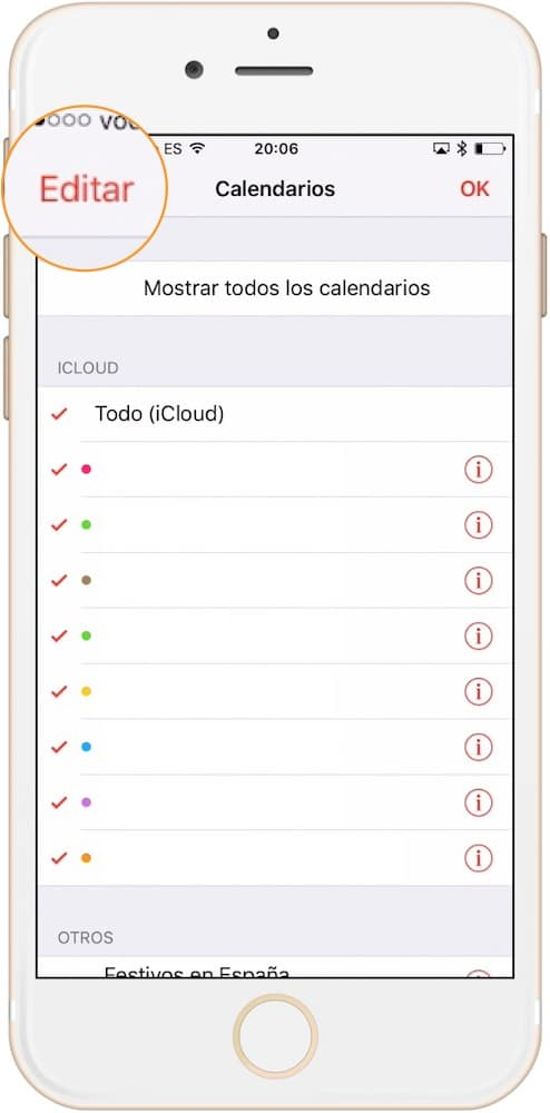 Crear calendario Compartido Editar-Howpple
