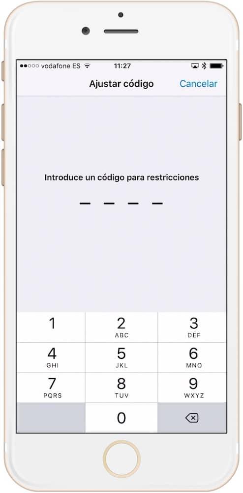 Evitar que alguien borre aplicaciones iOS codigo-Howpple