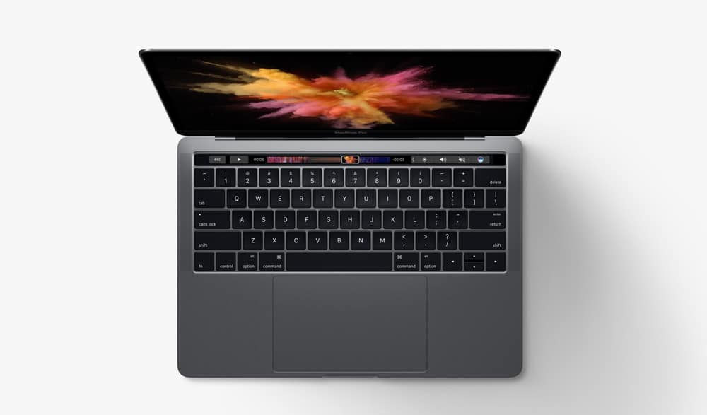 MacBook pro lateral-howpple