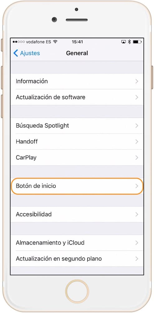 Trucos iPhone 7 iOS 10 boton de inicio-Howpple