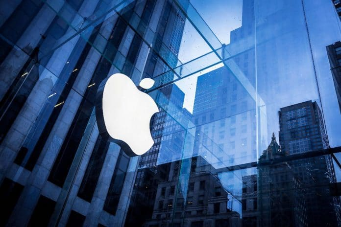 resultados financieros Apple