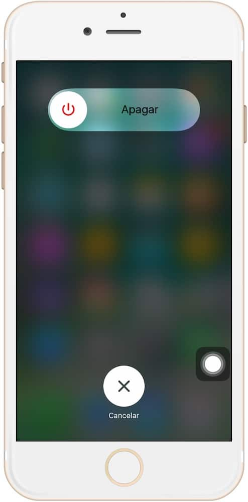 Apagar iPhone con AssistiveTouch-Howpple