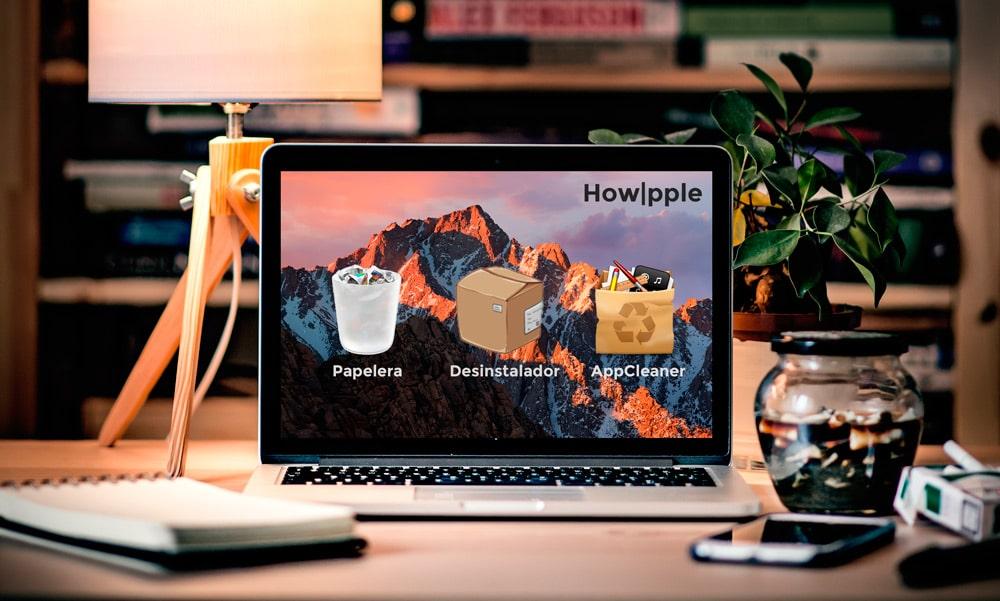 Como borrar una aplicacion en Mac-Howpple