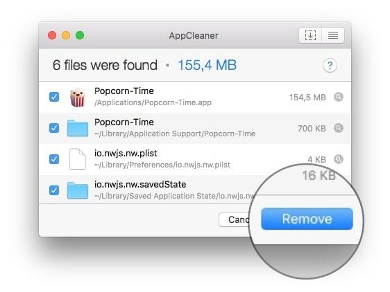 como borrar una aplicación en Mac AppCleaner 2-howpple