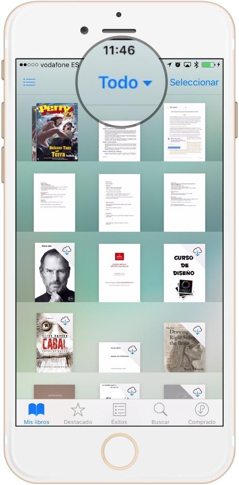 librería iBooks completa-Howpple