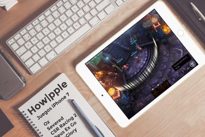 Juegos iPhone 7-Howpple