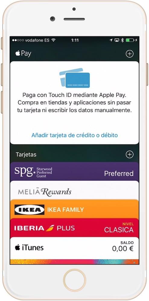 Como configurar Apple Pay iPhone Añadir Tarjeta-Howpple