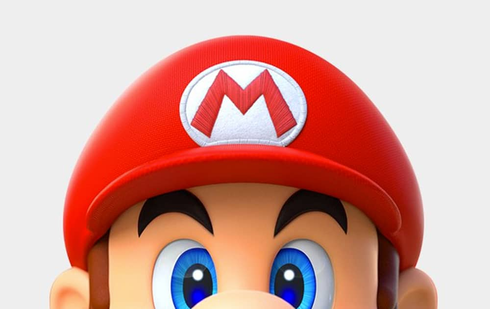 Portada de Super Mario Run para iOS
