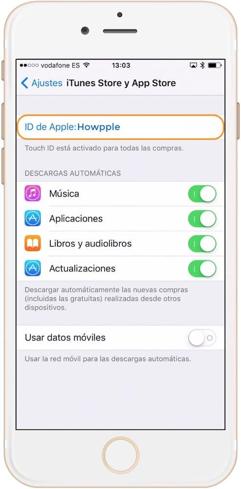 Aprende como cambiar el país del App Store entrar en la ID de Apple