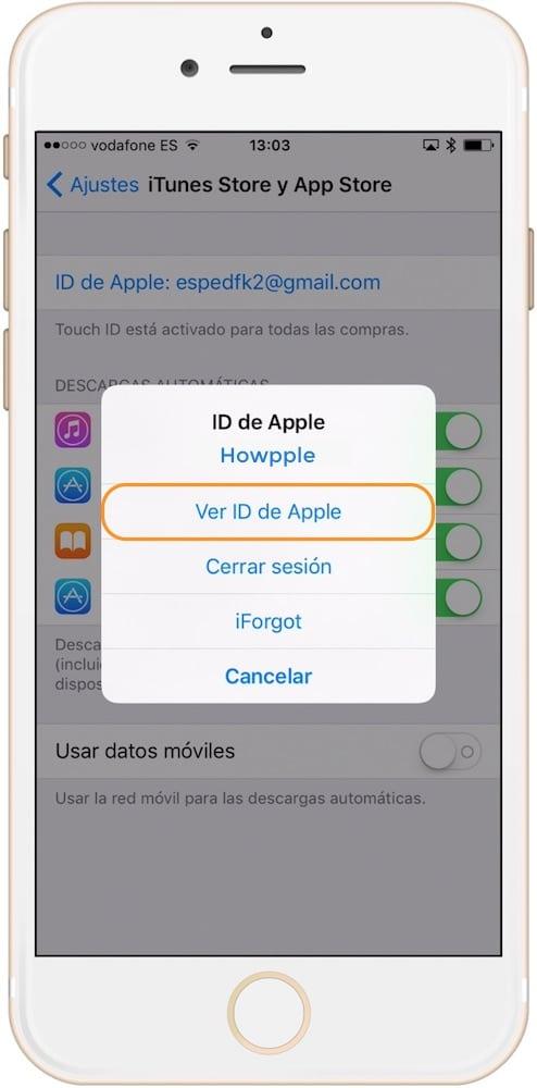 Aprende como cambiar el país del App Store Ver ID de Apple